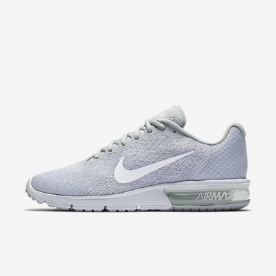 air max sequent 2 homme gris