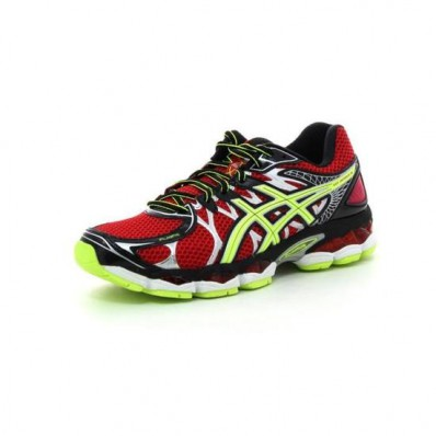 chaussure asics femme promo
