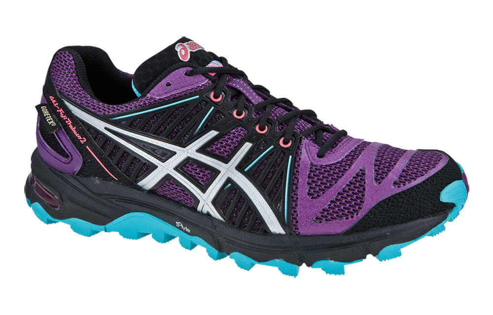 chaussures trail asics femme